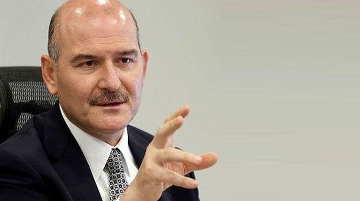 Soylu'dan suç örgütü lideri Sedat Peker açıklaması!