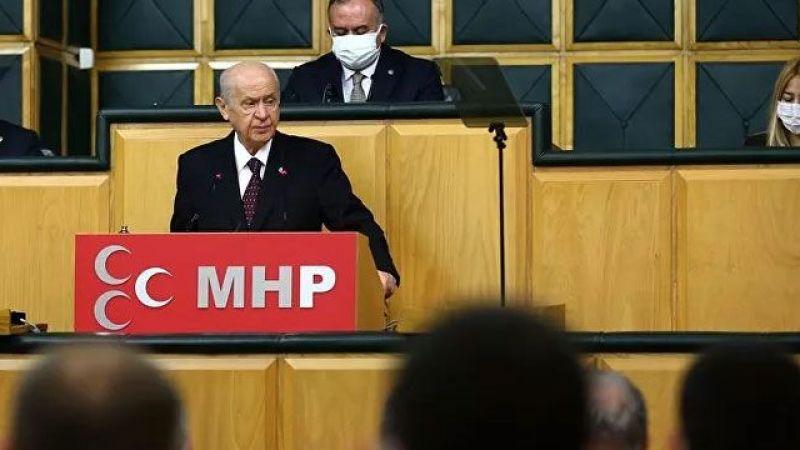 Bahçeli: Kimse İçişleri Bakanı'nın boynuna tasma geçiremez