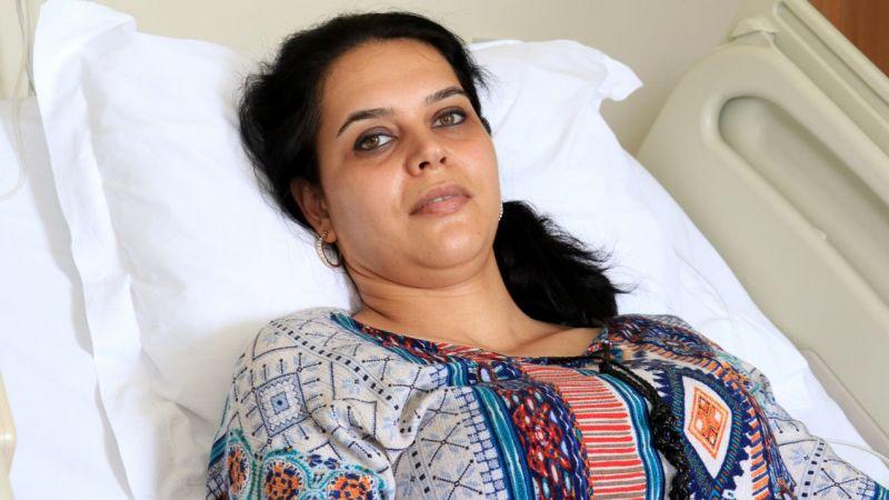 """Genç kadın kök hücre bağışıyla 3 yılda 2 bebeğe """"hayat"""" verdi"""
