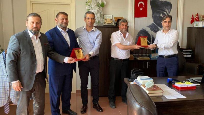 Türk Diyanet Vakıf Sen yetkiyi aldı, teşekküre gitti