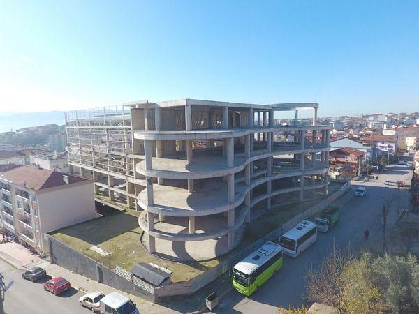Derince Belediyesi yeni hizmet binasına kavuşuyor