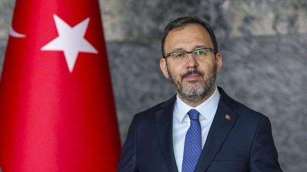 Bakan Kasapoğlu'ndan Kocaelispor'a tebrik