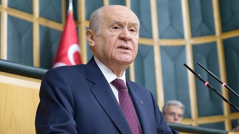 Bahçeli: HDP'nin kapatılması artık hukukun konusudur