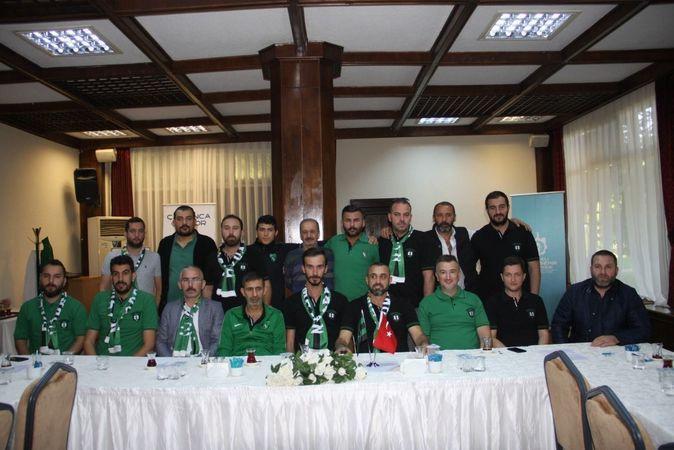 Taraftarların kongresi 16 Haziran'da