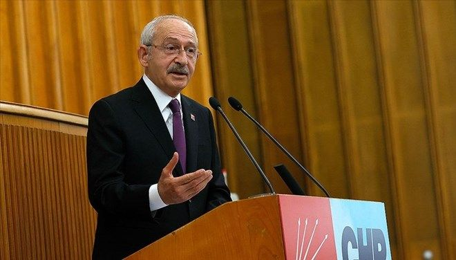 Kılıçdaroğlu'dan HDP'ye kapatma davasına tepki