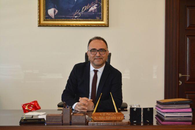 Kaymakam Karabulut'tan vatandaşlara teşekkür