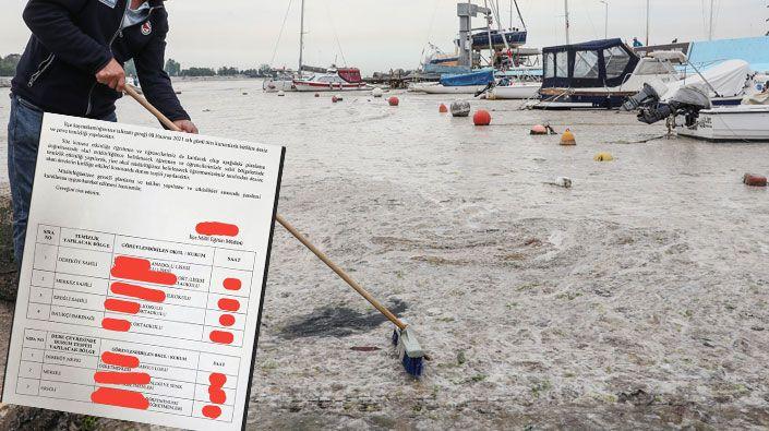 Kaymakam bey böyle istedi… Öğretmenler deniz temizliği yapacak!