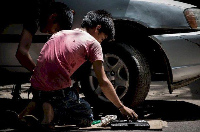 Çocuk işçi sayısında patlama