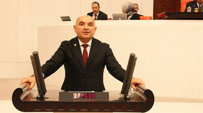 """CHP'li Tarhan: """"Karamürsel sahipsiz değildir, rant doğadan elini çekmelidir"""""""