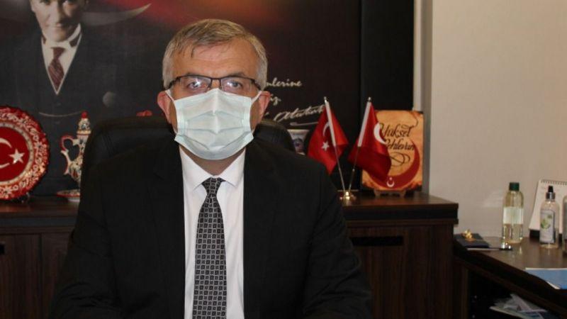 """Kocaeli İl Sağlık Müdürü Pehlevan: """"Yoğun bakım doluluk oranı yüzde 40'a düştü"""""""