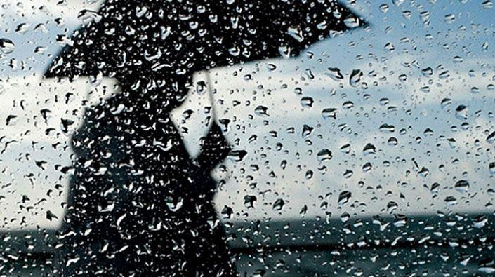 Kocaeli'de hafta sonuna kadar yağmur var!