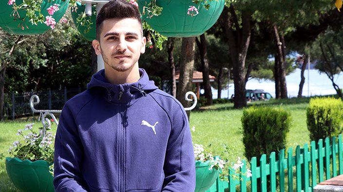 Eray Şamdan, adını tarihe yazdırmak istiyor