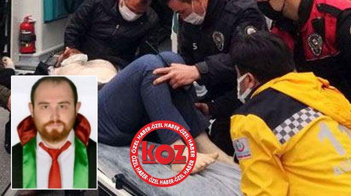 Cinayetin tüm ayrıntıları iddianamede… İcra için gelen avukatı 10 bin lira için öldürmüş!