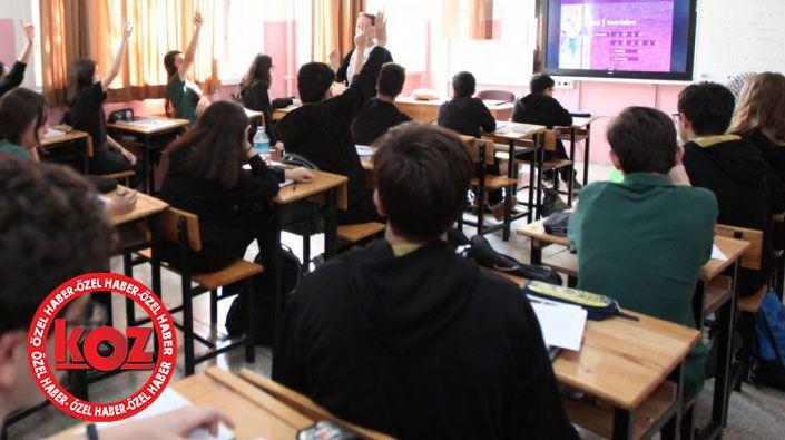 Lise öğrencilerine güzel haber… Kocaeli'de liselerin kontenjanları arttı!