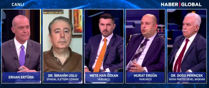 Perinçek: Bu suikast Türkiye'ye 'katil devlet' densin diye yapılmıştır