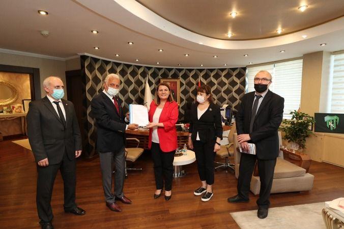 Vatan Partisi'nden  Hürriyet'e ziyaret