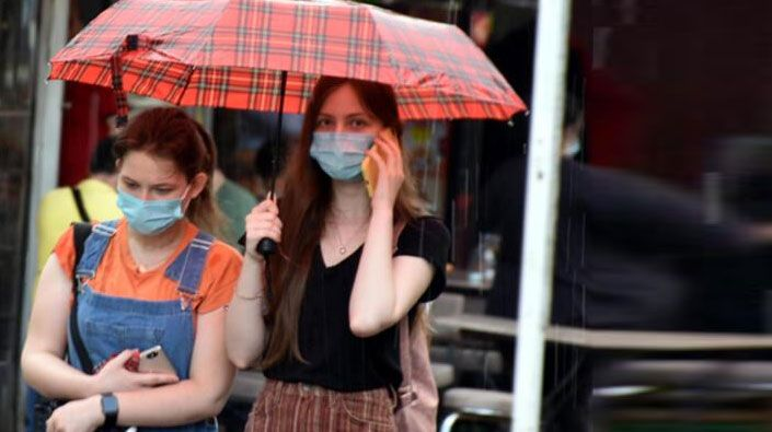 Meteoroloji'den Kocaeli için sağanak yağış uyarısı!