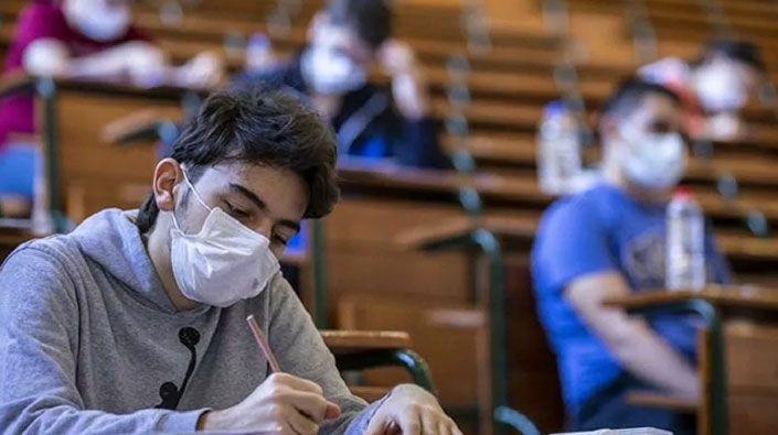 Sınava girecekler yasaktan muaf olacak!