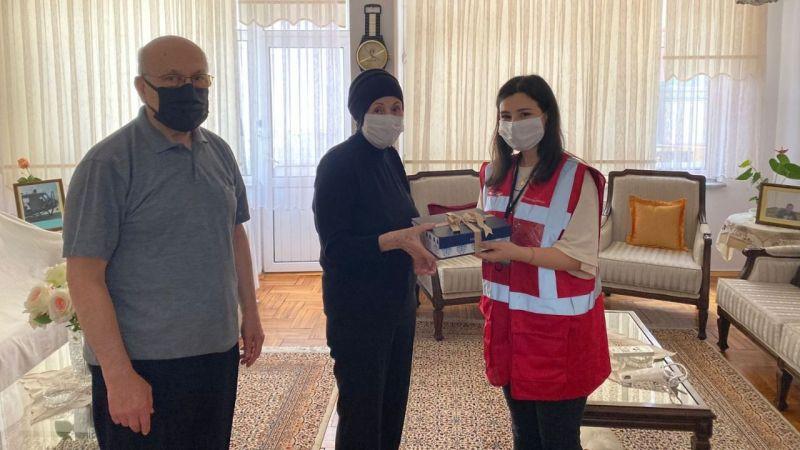 İzmit Belediyesişehit ailesini yalnız bırakmadı