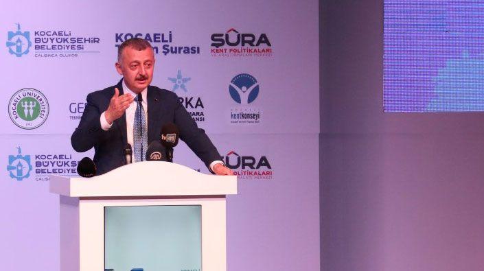 """Büyükakın Kocaeli'nin gelecek planını açıkladı; """"Geleceğimiz turizm"""""""