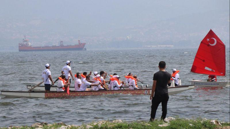 Su sporları festivalinin ikincisi yapıldı