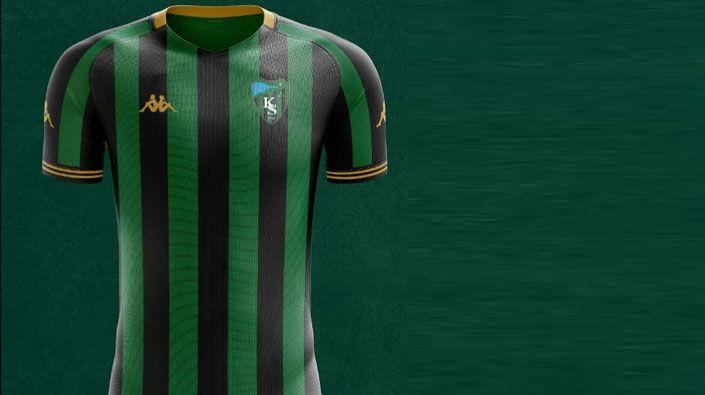 İşte Kocaelispor'un yeni formaları!