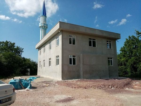 İmam Hatip uygulama Camii'nde kongre