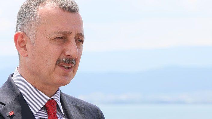 Büyükakın; Marmara hassas bölge ilan edilecek