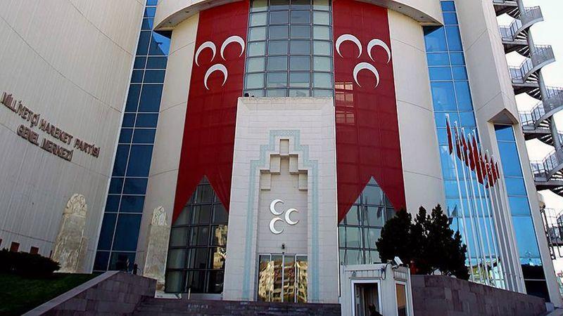MHP Genel Merkezi, Aydın Ünlü'yü sildi!