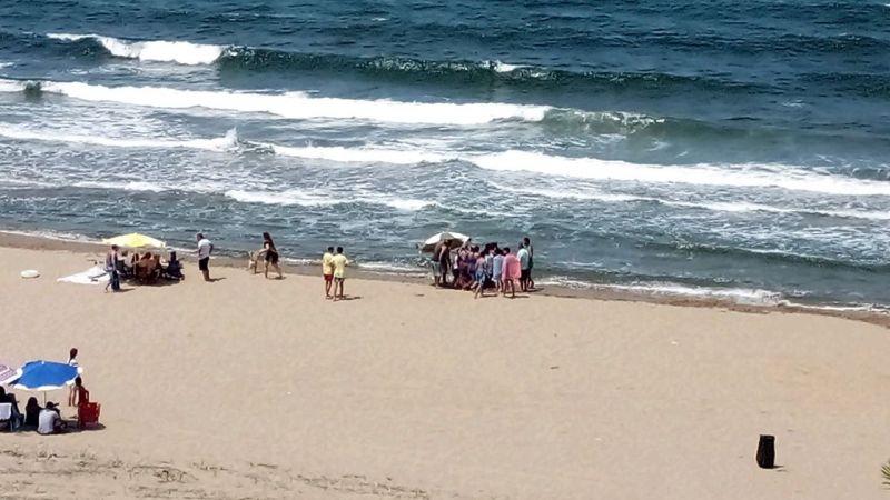 Kandıra'da denize giren 2 kardeş boğuldu!