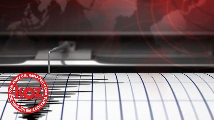 Kocaeli'de bu yıl kaç tane deprem oldu?