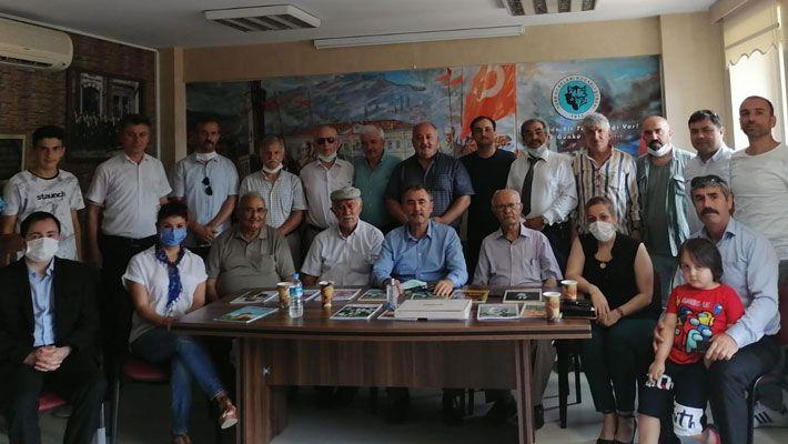 Milli Kuruluşlar Türk Ocağında bayramlaştı