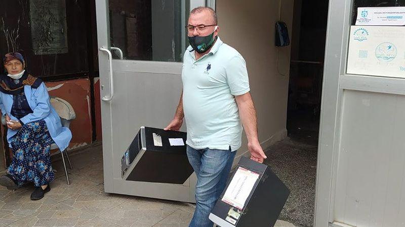 İzmit Belediyesi e-atık toplamada geçen yılı ikiye katladı