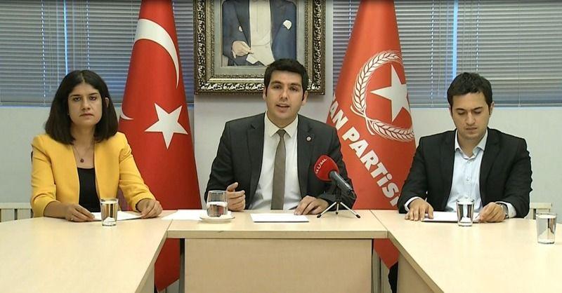 """Vatan Partisi Genel Sekreteri Özgür Bursalı: """"Sığınmacı sorununa kesin çözüm,  Suriye ile iş birliği!"""