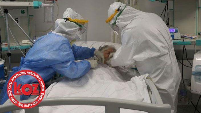 Sağlık çalışanlarının insanüstü mücadelesi… KOÜ'de 6 ayda 16 bin hasta!