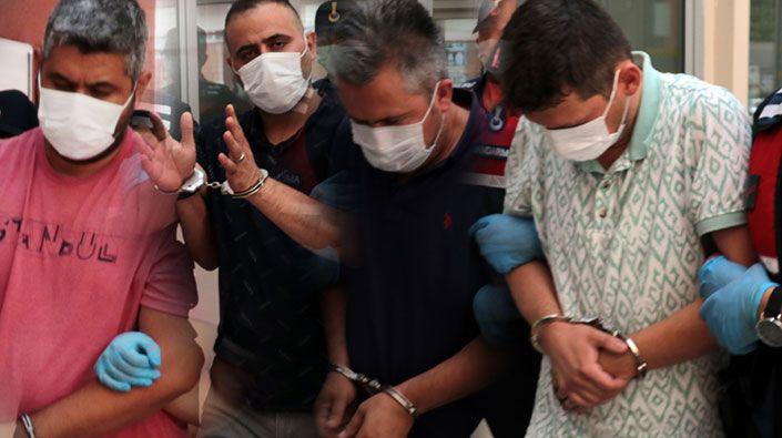 Yurt dışına kaçmaya çalışan 2 FETÖ şüphelisi tutuklandı