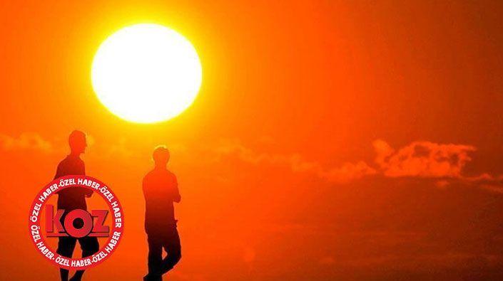 Dün Kocaeli kavruldu... Kocaeli'de en yüksek sıcaklık nerede görüldü?