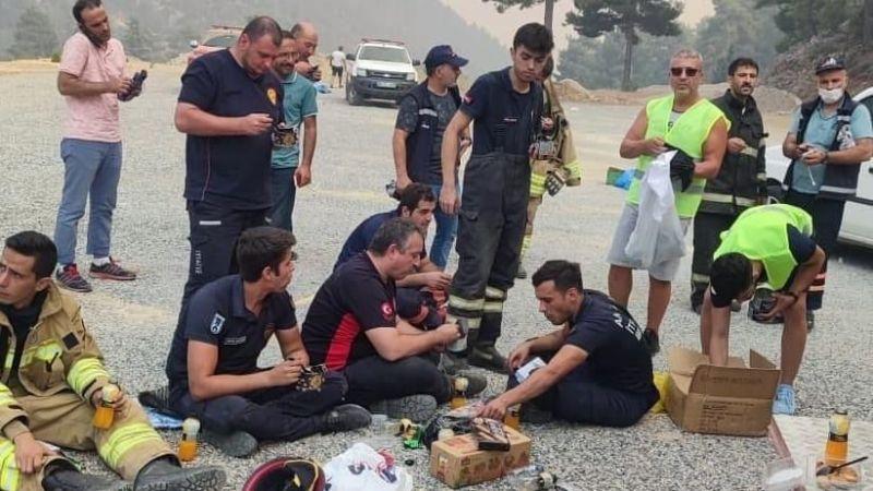 """Ellibeş: """"Yüreğimiz yangın bölgesindeki kardeşlerimizle birlikte atıyor"""""""