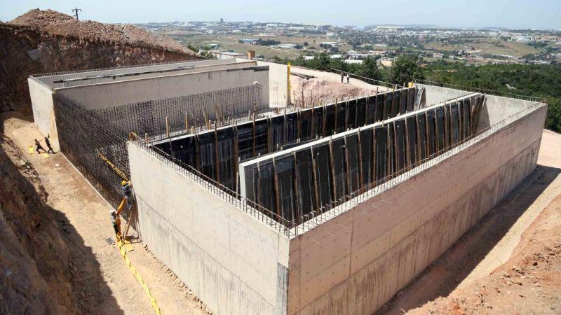 Kocaeli'nin suyunu korumak için önemli çalışma… 59 adet depo inşa ediliyor