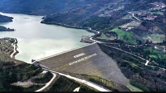 Yuvacık Barajı'ndan 10 günde 2,5 milyon metreküp su tükettik!