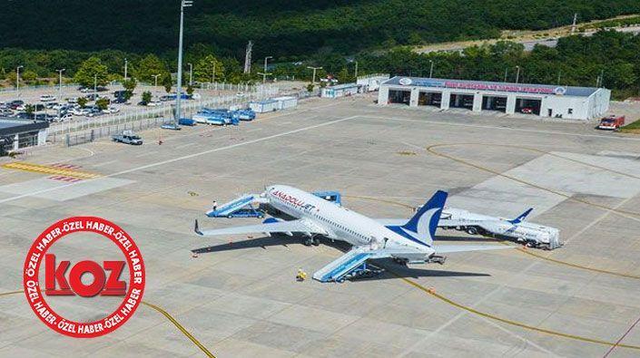 Aylar sonra bir ilk… Cengiz Topel Havalimanı yeniden yolcu taşımaya başladı!