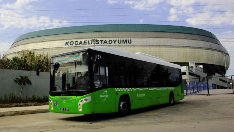 Kocaelispor maçına taraftarlar için özel hat!