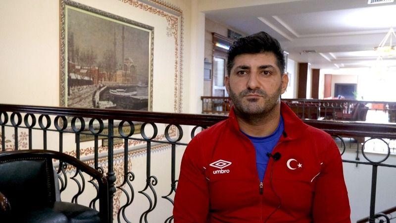 """Milli sporcu Selim Sayak: """"Engelsiz Taksi tüm belediyelere örnek olmalı"""""""
