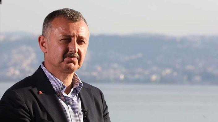 """Tahir Büyükakın: """"Marmara'dan çıkan sesle dünyaya nefes olacağız"""""""