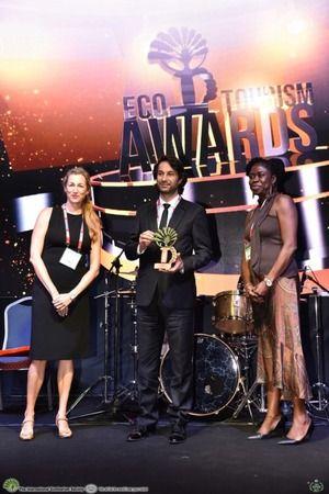 Ormanya'ya uluslararası ödül