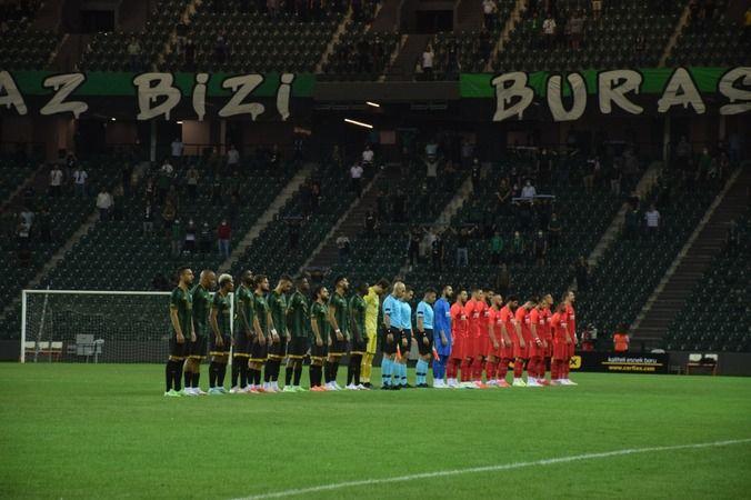 Kocaelispor'dan kötü başlangıç: 0 - 3
