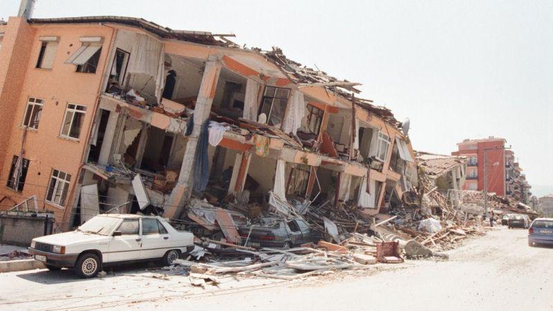 17 Ağustos'ta sadece 1 kişi depremden dolayı öldü!