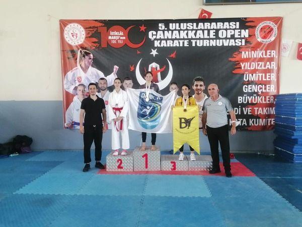 Karatede Darıca farkı
