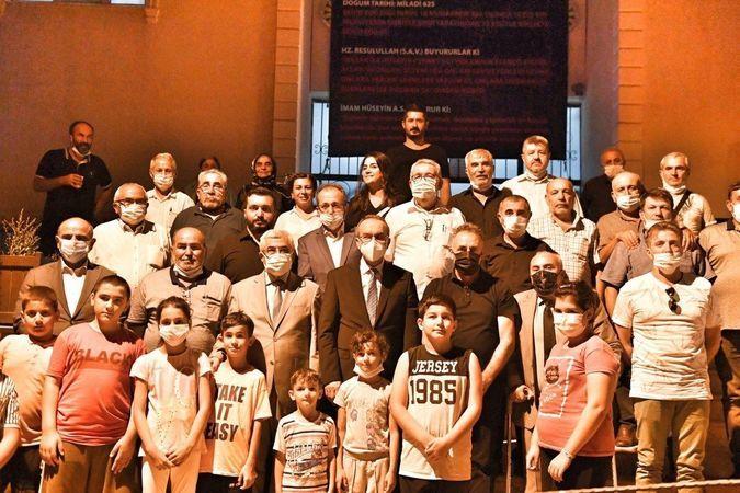 Vali Yavuz, Muharrem ayı oruç iftarına katıldı