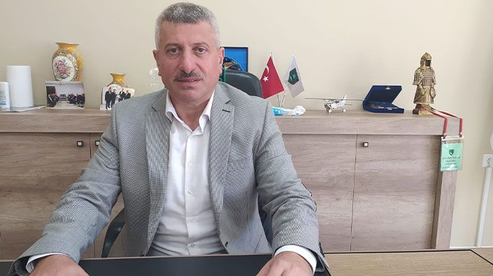 Başkan Mustafa Kurt, iki başkanlık için hazırlanıyor